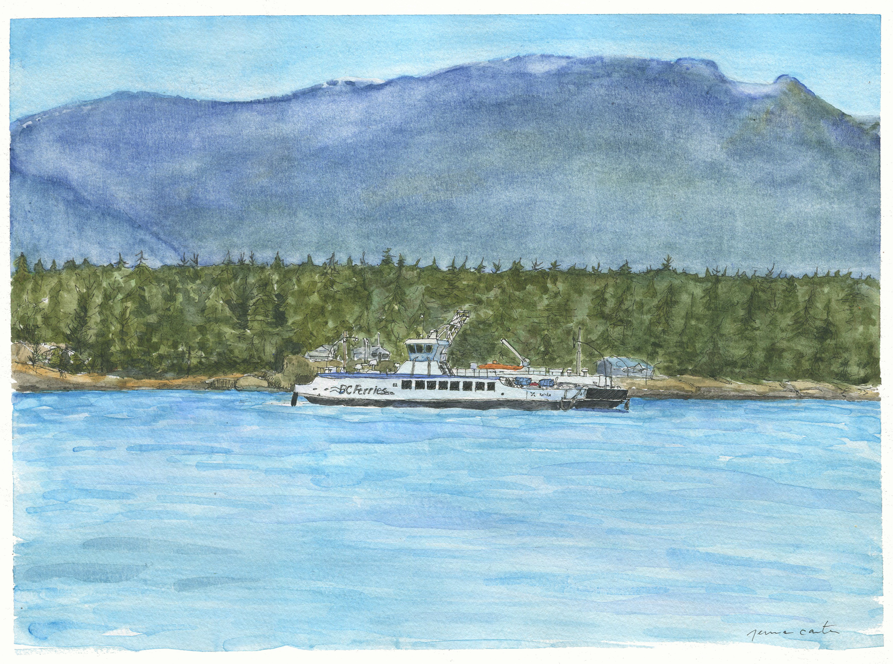 Book Ferry To Manitoulin Island
